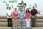 Saintly Scoop - Welcome New Staff and School Board!